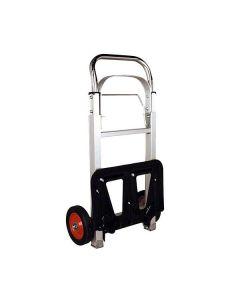 Chariot pliable télescopique