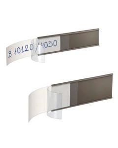 Étiquettes magnétiques rayonnages