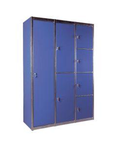 Module additionnel pour armoire vestiaire