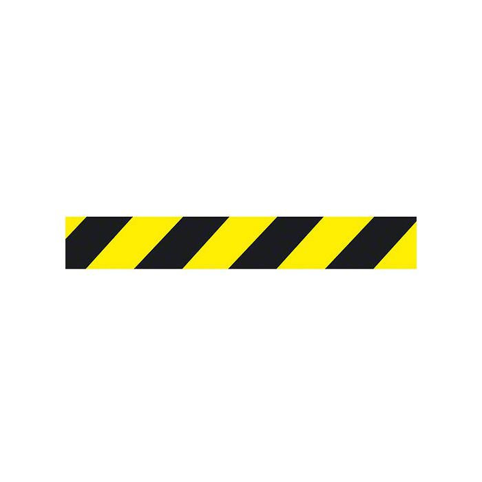 Bandes de signalisation adhésive