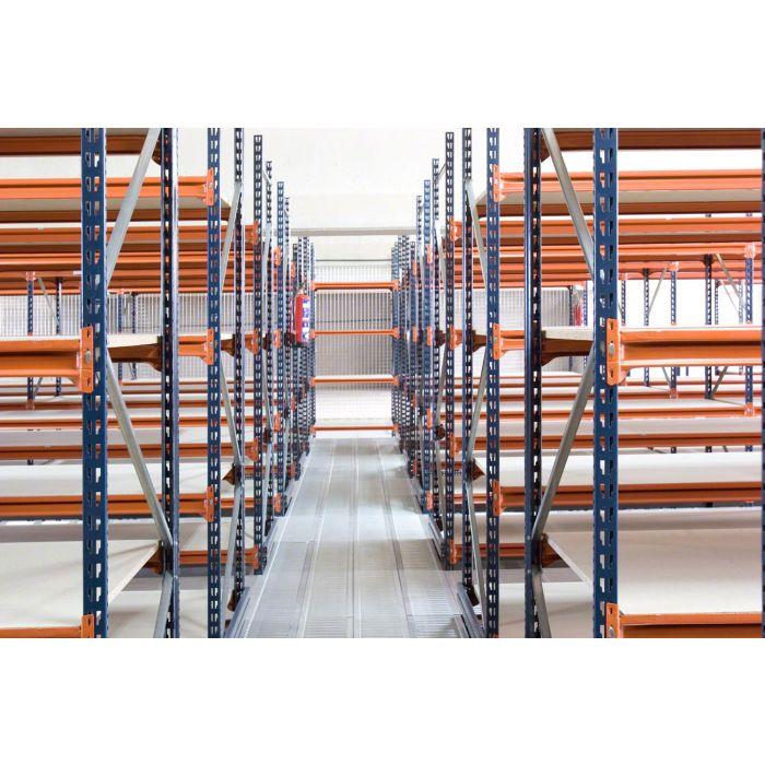 instalación estanterías cargas pesadas
